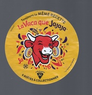 LA VACHE QUI RIT - Etiquette N° 76040947 - La Vaca Que Jajaja - - Formaggio