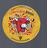 LA VACHE QUI RIT - Etiquette N° 76040947 - La Vaca Que Jajaja - - Kaas