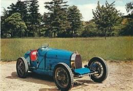 CPM - France - Musée De L'Automobile Die Rochetaillée Sur Saône  - BUGATTI 1927 - Type 37 A - Musées