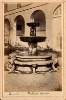 Genova, Genoa, Palazzo Doria, Fontana Deifini, Celestino Degoix, Cabinet Format - Photos