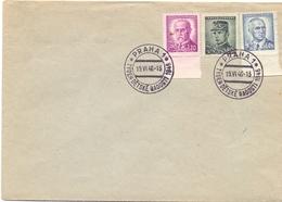 CECOSLOVACCHIA COVER PRAHA 1946  (FEB201021) - Cecoslovacchia