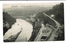 CPA-Carte  Postale -Belgique-Bouillon- Panorama Pris D'une Meurtrière Sur Les 2 Routes De France-1908-VM13029 - Bouillon