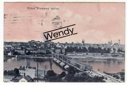 Warszawa (Widok Warszawy Ogolny) - Pologne