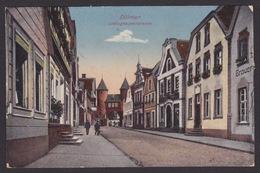AK / Dülmen / Lüdinghauserstrasse / Brauerei / Gelaufen 1926  ..   ( E 482 ) - Dülmen