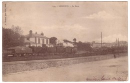 LANNION - La Gare - Lannion