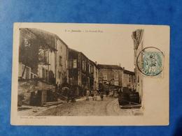 Jonvelle La Grande Rue Haute Saône Franche Comté - Altri Comuni