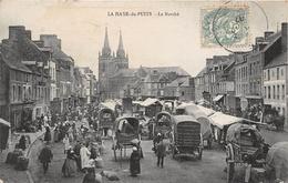 LA HAYE DU PUITS - Le Marché - Autres Communes