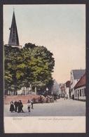 AK / Dülmen / Kirchhof Und Lüdinghauserstrasse  / Um 1903 ..   ( E 483 ) - Dülmen