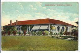 Residence - PHOENIX - Arizona (vers 1910) - Phoenix