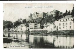 CPA-Carte  Postale -Belgique-Bouillon- Le Château Et La Semois -1908-VM13030 - Bouillon