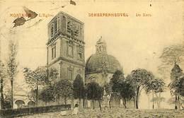 CPA - Belgique - Scherpenheuvel - Montaigu - L'Eglise - Scherpenheuvel-Zichem