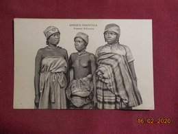 CPA - Madagascar - Femmes Zafimanry - Madagascar