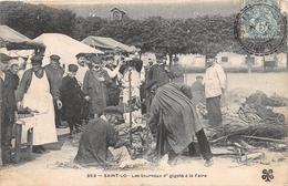 SAINT LO - Les Tournoux D'gigots à La Faire - Foire - Saint Lo
