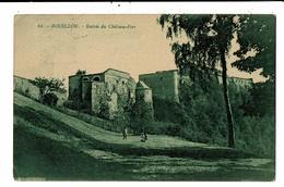 CPA-Carte  Postale -Belgique-Bouillon- Entrée Du Château Fort -1923-VM13032 - Bouillon