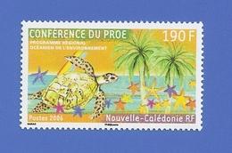 NOUVELLE CALEDONIE 986 NEUF ** CONFERENCE DE PROE - Nouvelle-Calédonie