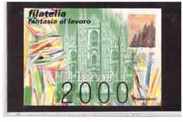 TEM11126   -   MILANO  10.3.2000    /     MILANOFIL 2000 - Esposizioni Filateliche