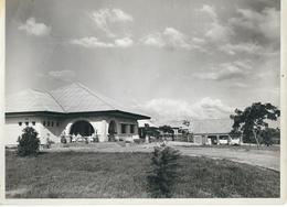 PHOTO CONGO BELGE - KATANGA - KAMINA - La BAse - Maisons Des Officiers - Dimensions 24,3 / 18 Cm - Lieux