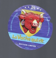 LA VACHE QUI RIT - Etiquette N° 76039583 -  Edition Limitée - - Kaas