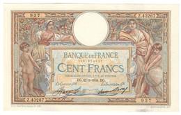 FRANCE100FRANCS22/02/1934XF+MERSON.CV. - 1871-1952 Antiguos Francos Circulantes En El XX Siglo