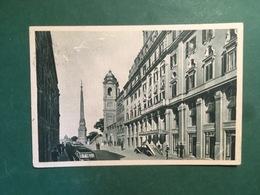 Cartolina Hotel Del La Ville - Roma - 1951 - Roma