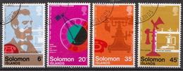 British Solomon Islands Used Set - Telecom