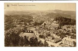 CPA-Carte  Postale -Belgique-Bouillon- Panorama Pris De La Côte D'Auclin VM13033 - Bouillon