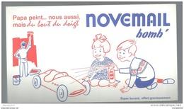 Buvard - Novemail - Paints
