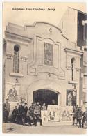 CONFLANS-JARNY (M.-et-M.) - Soldaten Kino Feldpost 1916 - France