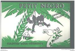 Buvard - Petit Negro - Textile & Vestimentaire