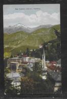 AK 0429  Badgastein - Verlag Monopol Um 1924 - Bad Gastein
