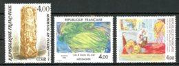France   Y&T   2299 - 2301    XX    ---    Parfait état. - France