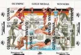 Guyana Nº 2546 Al 2554 - Guyana (1966-...)