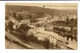 CPA-Carte  Postale -Belgique-Bouillon  Panorama Pris De L'ancienne Route De Sedan VM13037 - Bouillon