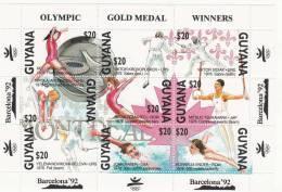 Guyana Nº 2555 Al 2562 - Guyana (1966-...)