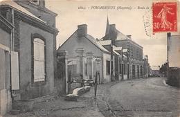 POMMERIEUX - Une Route - Frankrijk