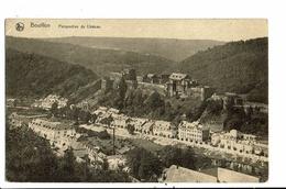 CPA-Carte  Postale -Belgique-Bouillon  Perspective Du Château -1920 VM13039 - Bouillon