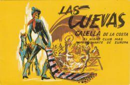 Postcard - Las Cuevas - Calella Dev La Costa - No Card No. Unused Very Good - Zonder Classificatie