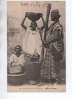 SENEGAL - PILEUSE DE COUSCOUS - Sénégal