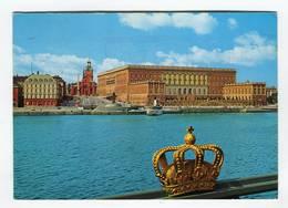 C.P °_ Suède-Stockholm-Le Chateau Royal-1992 - Suède