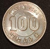 JAPON - 100 YEN - Showa - Jeux Olympiques De 1964 - Argent - Silver - Japan