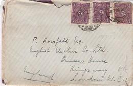 1922 Cover To UK & Letter & Leaflet 3x SG204 - Germany