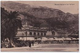 MONACO CPA Monte-Carlo Café De Paris éditeur JEAN BOCCI TB - Monte-Carlo