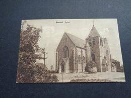 Belgique  België  ( 2301 )    Beersel  Eglise - Beersel