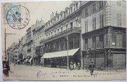 RUE SAINT-DIZIER - NANCY - Nancy
