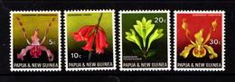 PAPUA  NEW  GUINEA    1969    Flora  Conservation    Set  Of  4    MNH - Papua New Guinea
