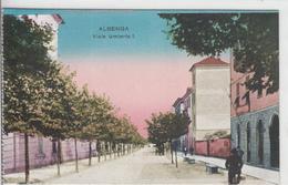 Albenga - Viale Umberto 1° - Savona