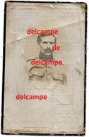 Oorlog Guerre Cornelis Van Egeroo Opwijk Soldaat Gesneuveld Te Sint Michiels Brugge Nov 1918 Wissocq - Images Religieuses