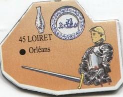 MAGNET LOIRET N°45 - Magnets