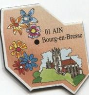 MAGNET DEPARTEMENT DE L'AIN N°01 - Magnets