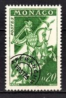 MONACO 1954/59 - N° 20  -  NEUF** - Precancels